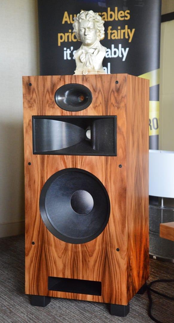 AXPONA 2017: Speakers Below $20k