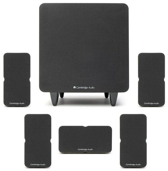 Cambridge Audio Minx S325 5.1-Channel Speaker System (TPV 102)