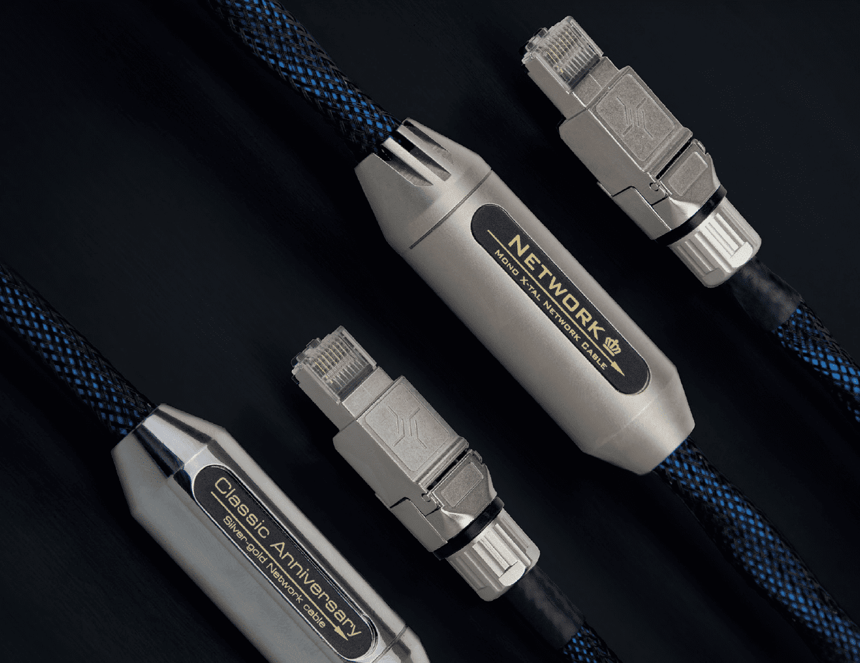 Siltech Announces Two New Network Cables