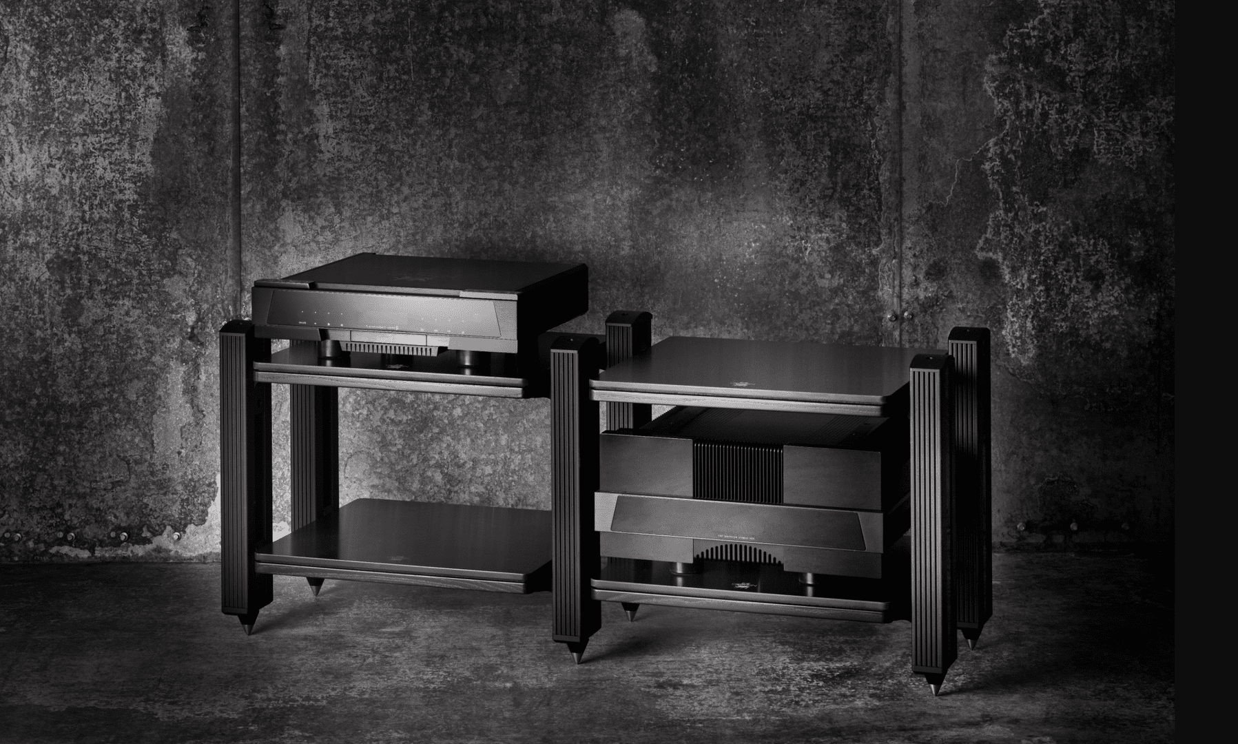 Gryphon Audio Introduces StandArt HiFi Furniture System