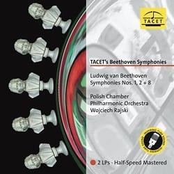 Beethoven: Symphonies Nos. 1, 2, & 8/Nos. 3 & 4/No. 5/No. 6/No. 7/No. 9