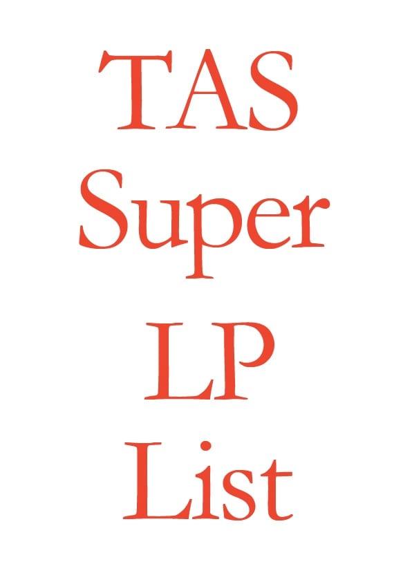 TAS Super LP List 2016