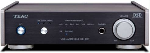 TEAC Introduces UD-301 Dual Monaural  Digital-To-Analog Converter