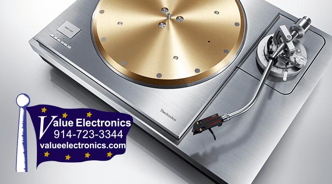 Technics SL-1000R Preview Event