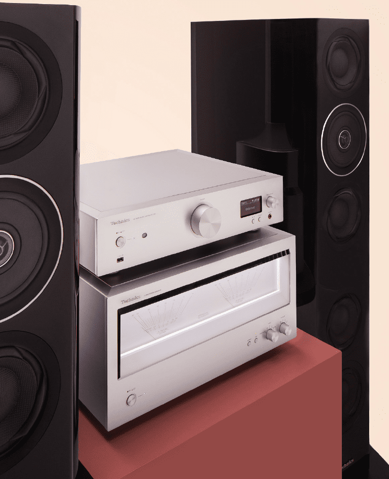 Technics R1 Reference System