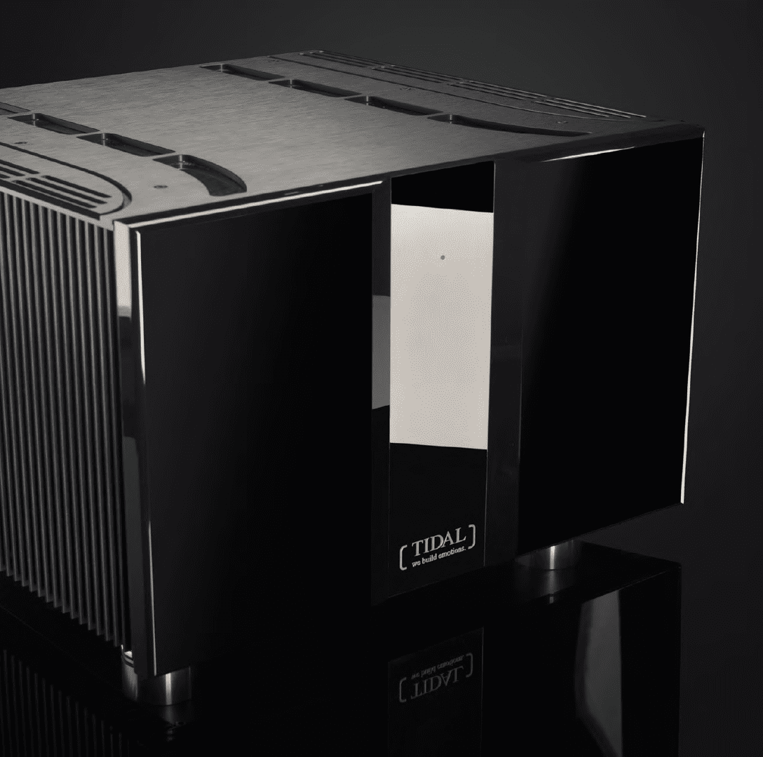 Tidal Prisma Preamplifier and Ferios Monoblock Power Amplifiers