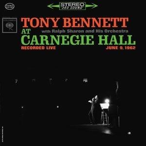 Tony Bennett: At Carnegie Hall