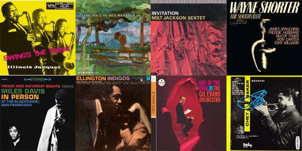 Ten Best Classic-Jazz Vinyl Reissues