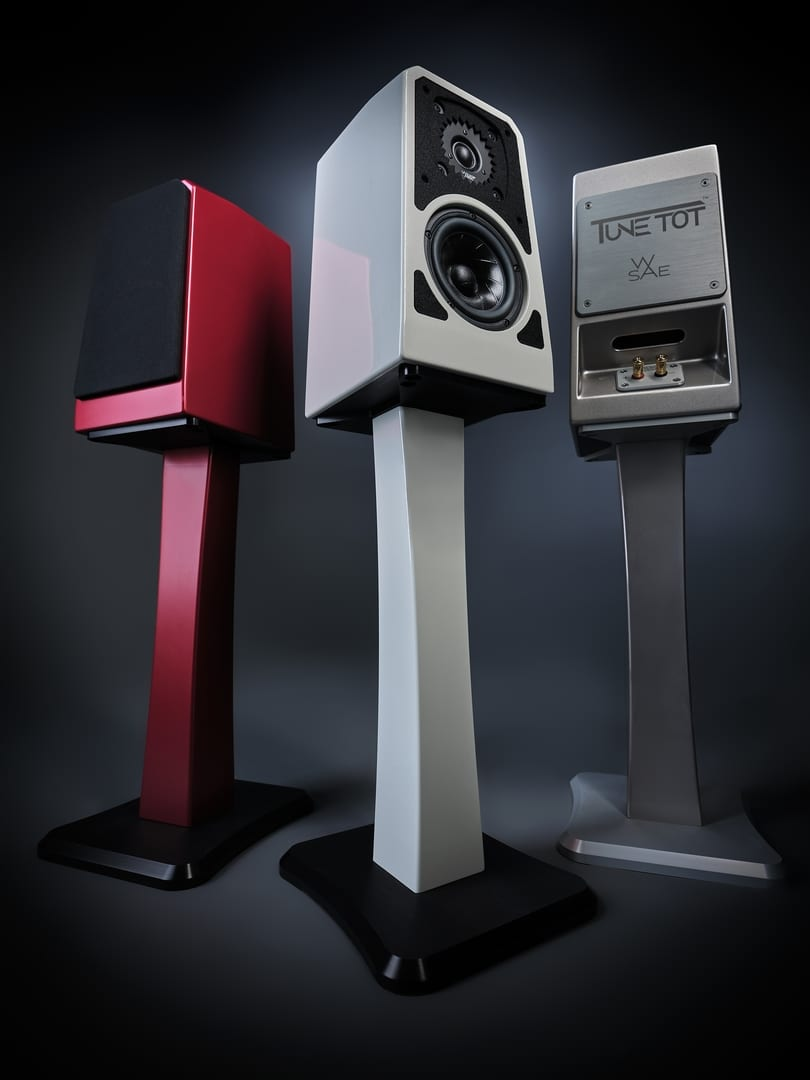 Wilson Audio Announces the TuneTot Stand