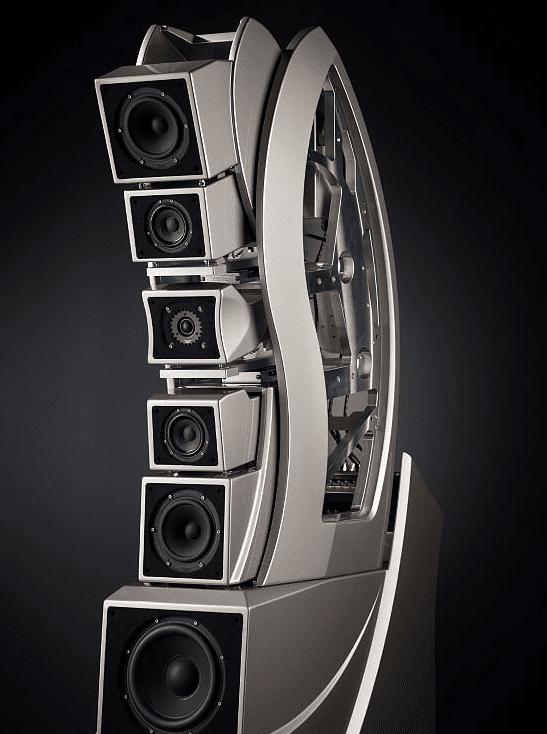 First Listen to the New Wilson Audio Modular Monitor (WAMM)