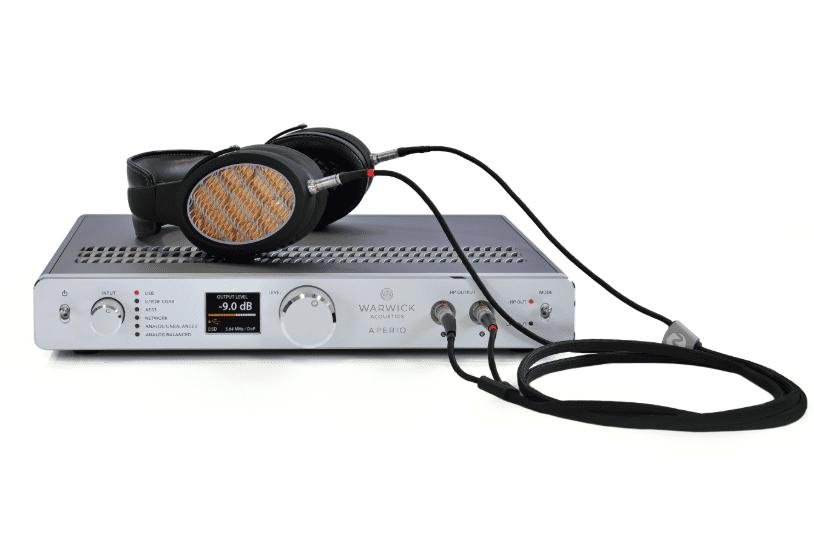 Warwick Acoustics APERIO Electrostatic Headphone System