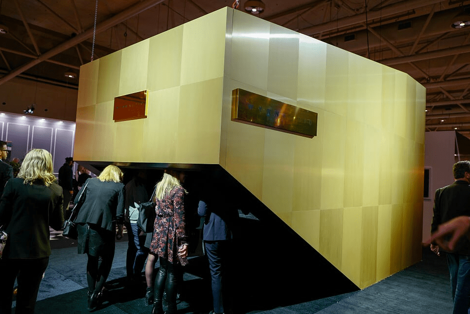 High-End Audio at Luxury Design Show