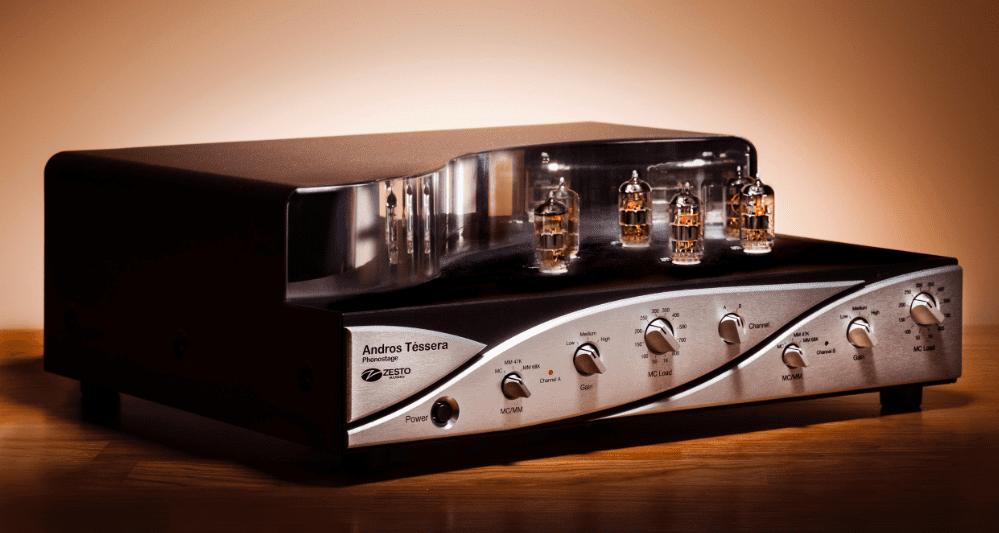 Zesto Audio Andros Téssera Phonostage