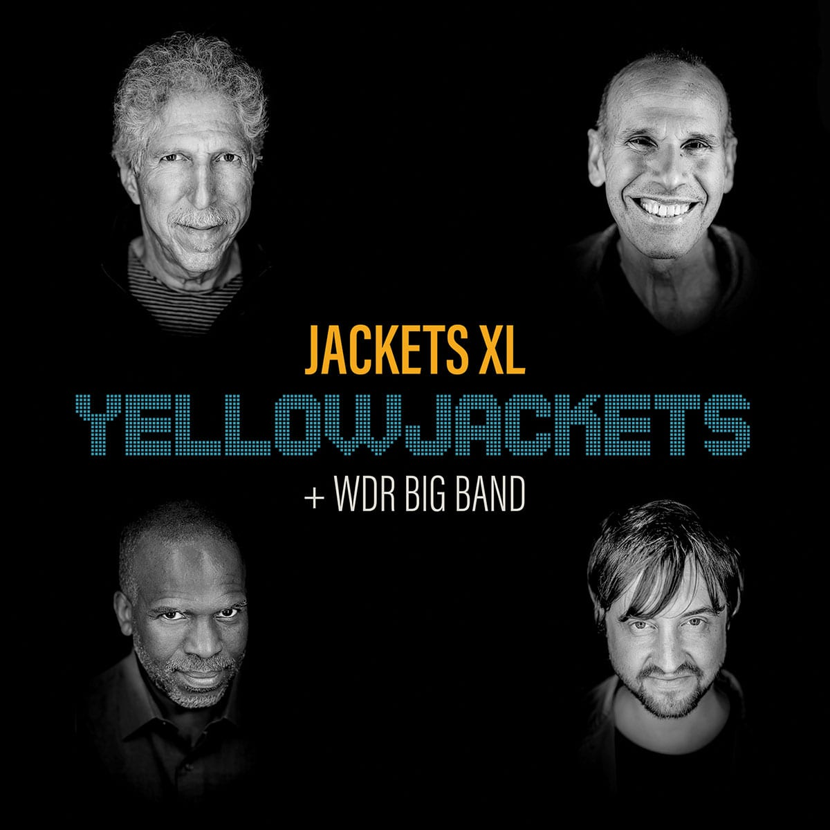 Yellowjackets WDR Big Band- Jackets XL