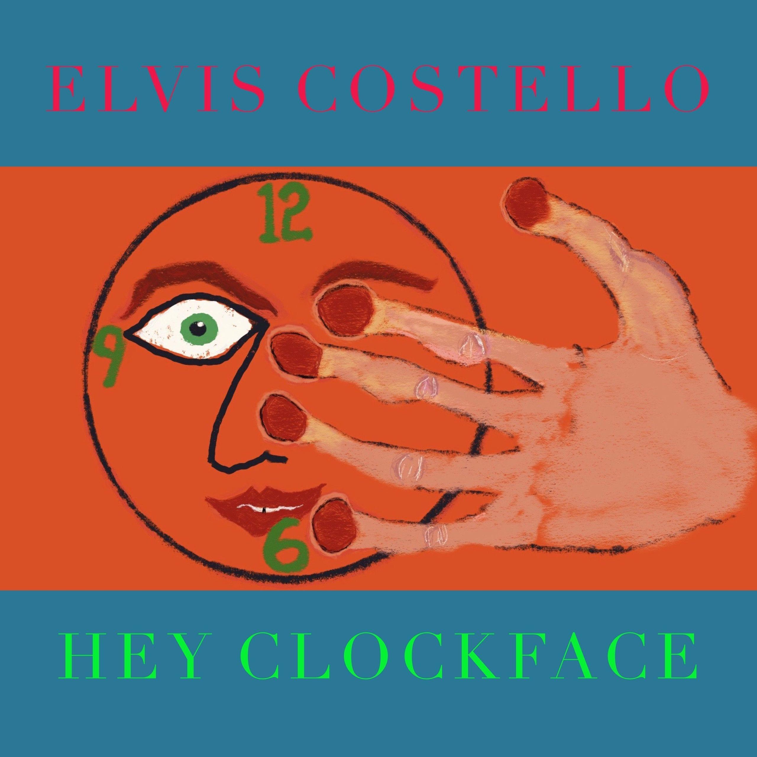 Elvis Costello- Hey Clockface