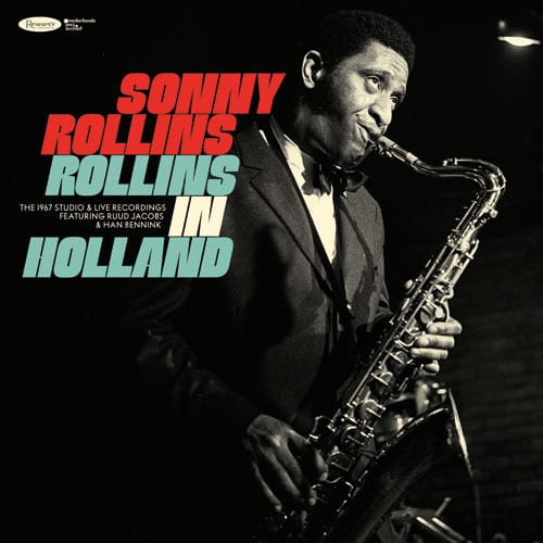 Sonny Rollins- Rollins in Holland