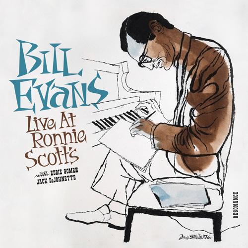 Bill Evans- Live at Ronnie Scott's