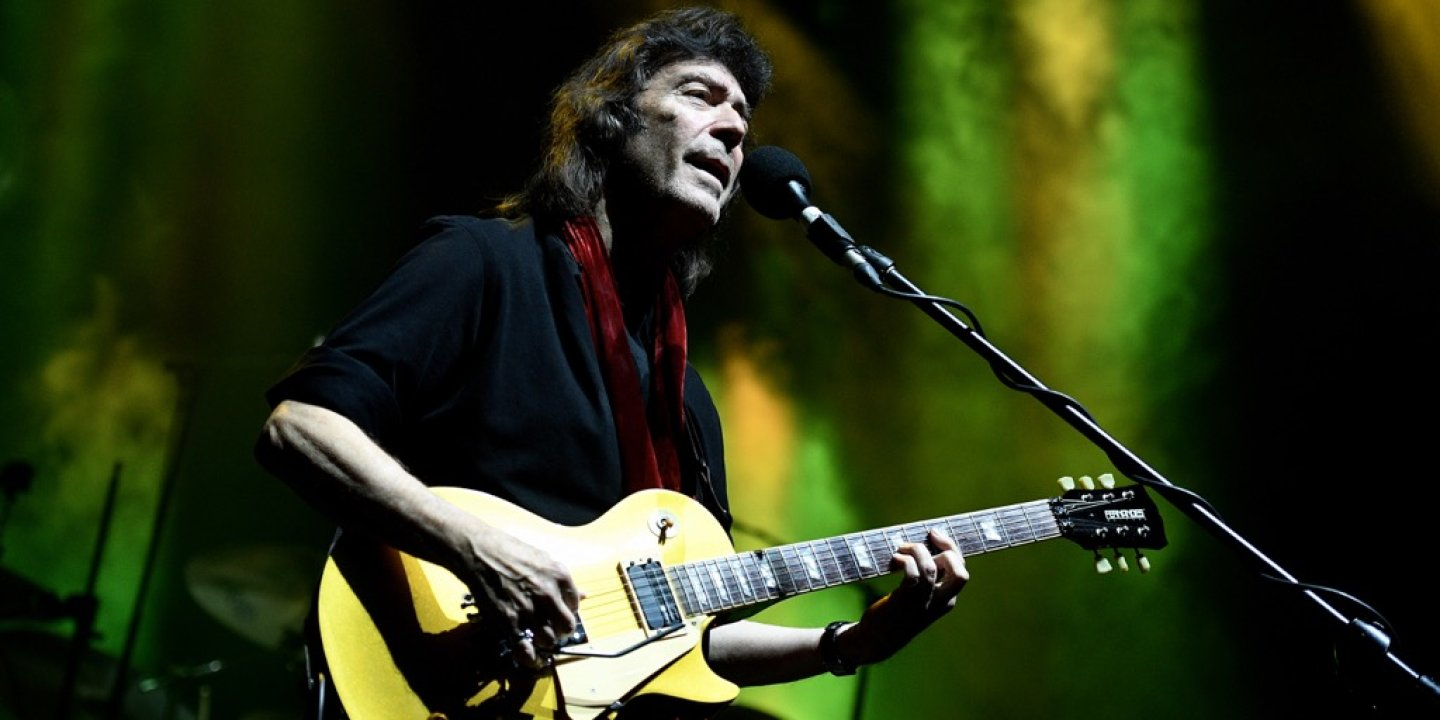 Selling Steve Hackett by the Pound
