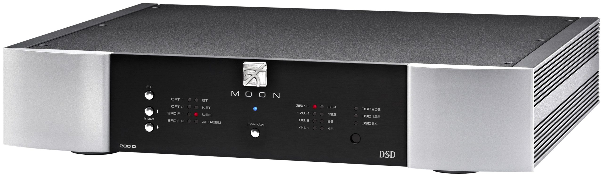 Moon Announces Upgraded and Updated 280D Streaming DAC
