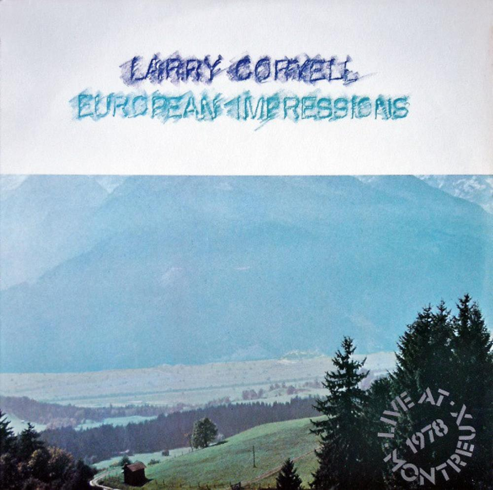 larry coryell european impressions