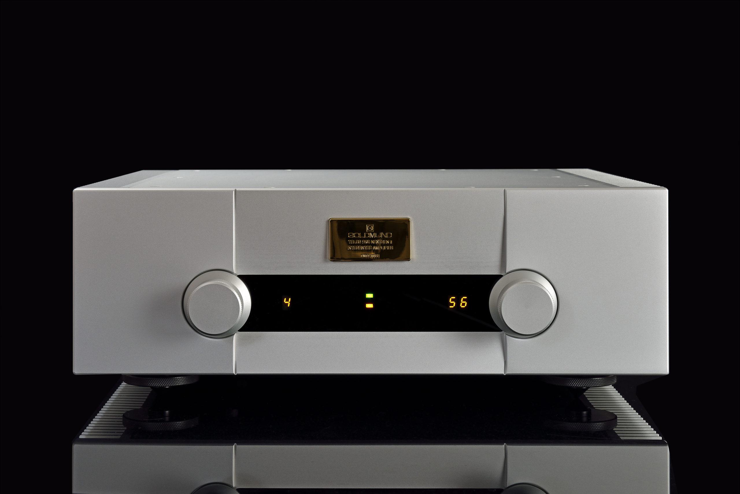 Goldmund Telos 590 Nextgen II Integrated Amplifier