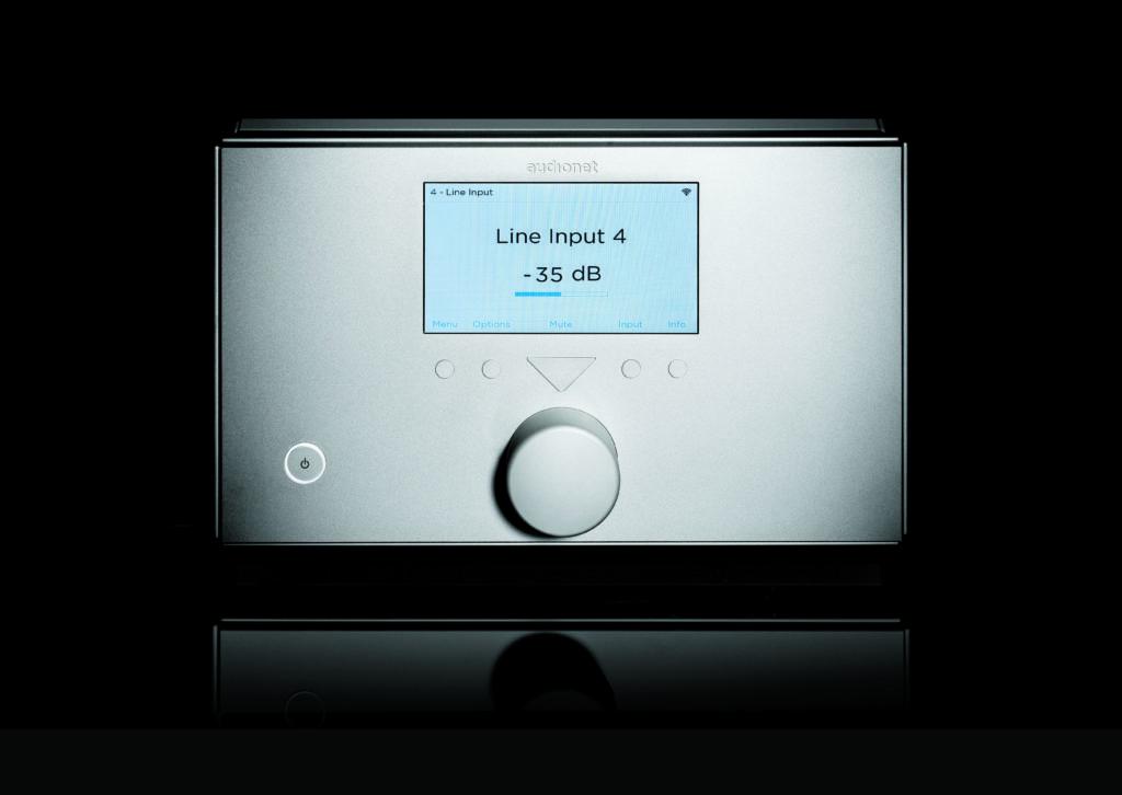 Audionet Humboldt Integrated Amplifier