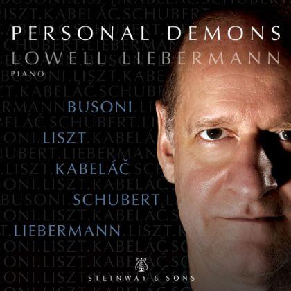 Personal Demons. Liebermann, piano. Steinway & Sons