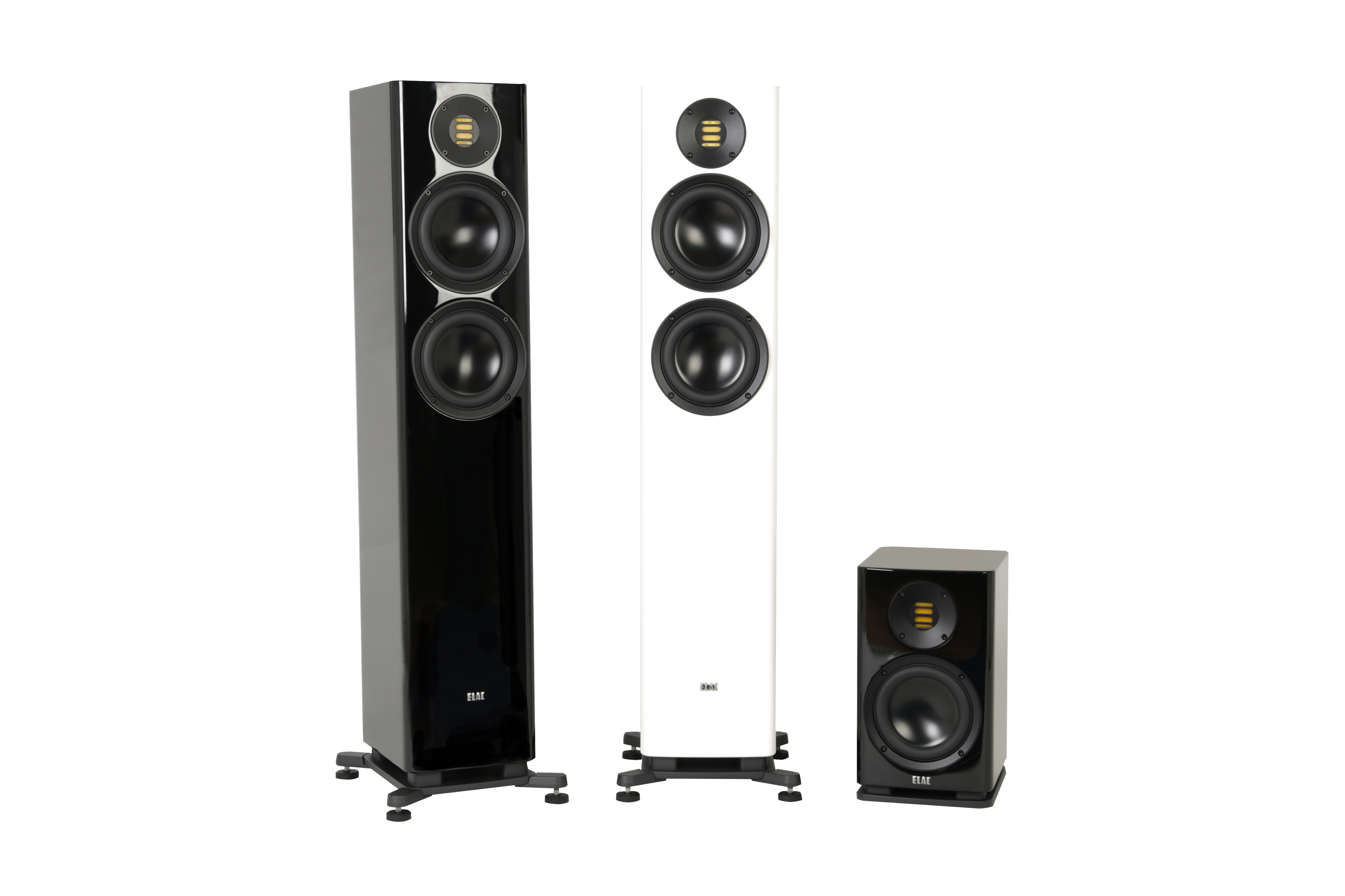 ELAC Announces the Solano Line of Home Speakers