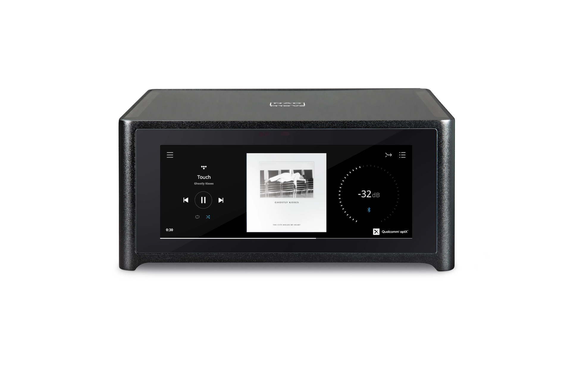 Masters M10 V2 BluOS Streaming Amplifier