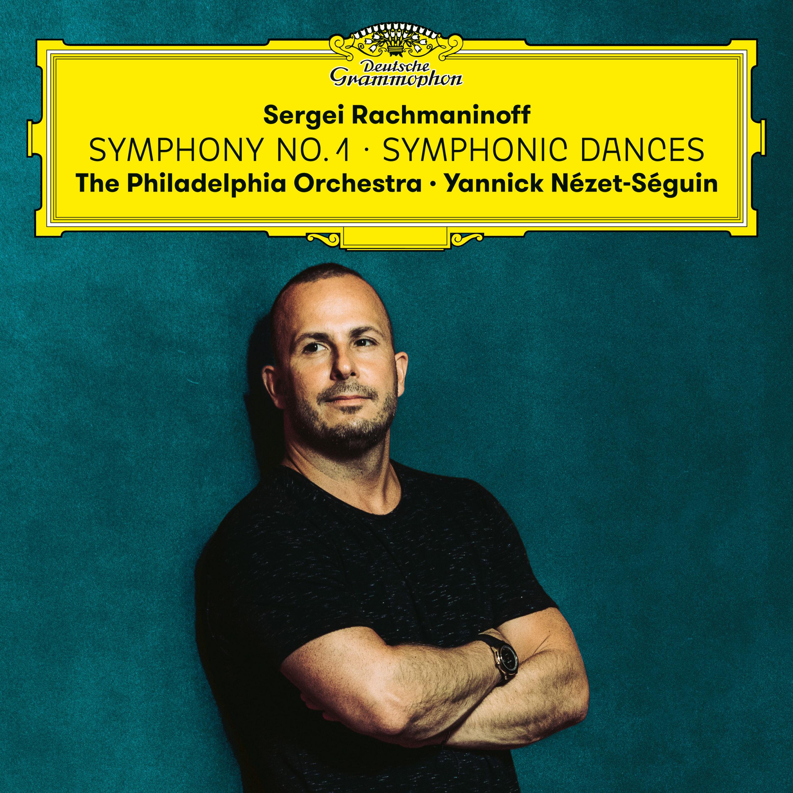 Rachmaninoff- Symphony No. 1. Symphonic Dances